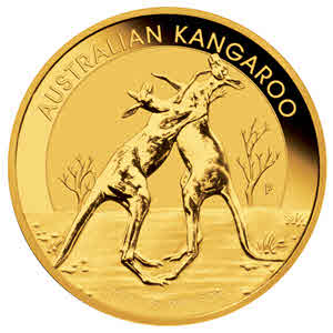 how to buy gold 1 oz Australian Kangaroo coin