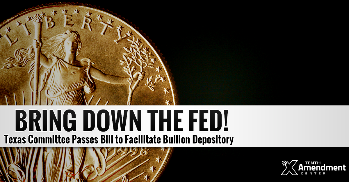 Schiffgold Com Texas Gold Bullion Depository Getting